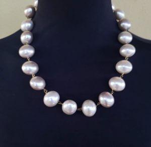 Deepwater Pearl Necklace